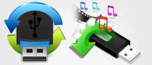 Data recovery from RAW USB
